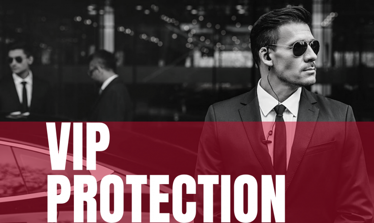 VIP Protection silver shield