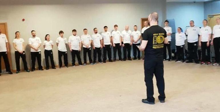 Civilian Instructors Course part 2